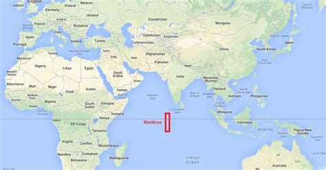 where is the maldives on the world map gagabber the sea in the maldives