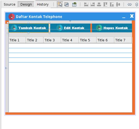 membuat aplikasi form dengan html cara membuat aplikasi crud dengan java di netbeans