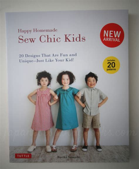 japanese pattern books in english book review sew chic kids now in english japanese