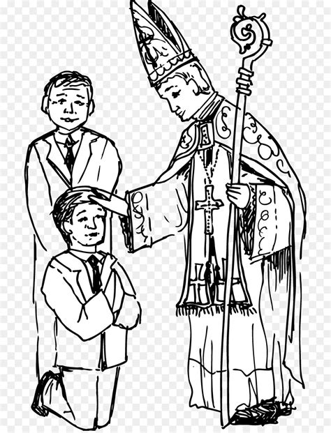 Confirmation clipart drawing, Confirmation drawing