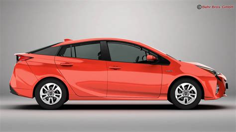 toyota automobile models toyota prius 2016 3d model vehicles 3d models low 3ds max