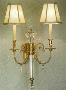 Candle Sconces With Crystals Sconces Brass Sonces And Crystal Sconces