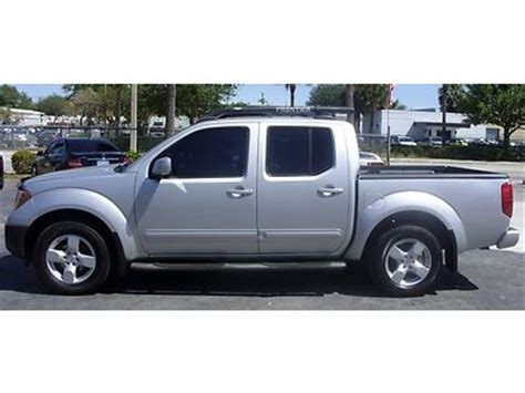 how does cars work 2005 nissan frontier seat position control find used 2005 nissan frontier le crew cab sunroof leather heated power seats sporty clean in