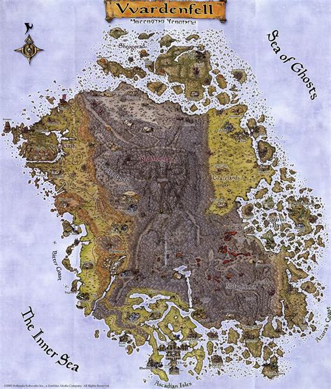 morrowind map the elder scrolls iii morrowind bomb