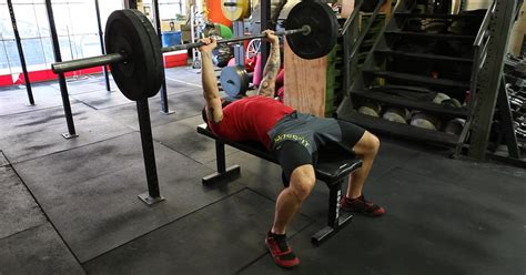 the best bench press barbell bench press the best exercises for a thick