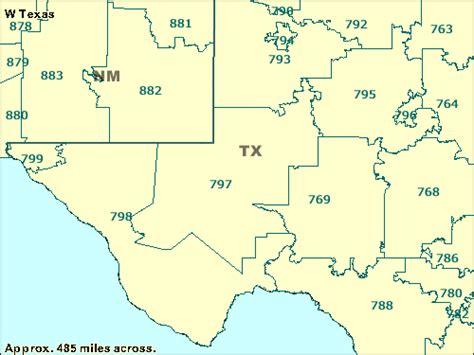 texas 3 digit zip code map trucksess zcta maps 700 799