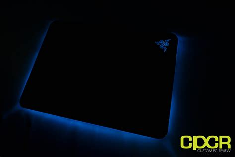 Mousepad Razer Firefly review razer firefly rgb backlit gaming mousepad