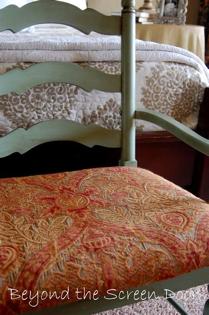 how to recover a bench seat cushion how to recovering a bench cushion sonya hamilton designs