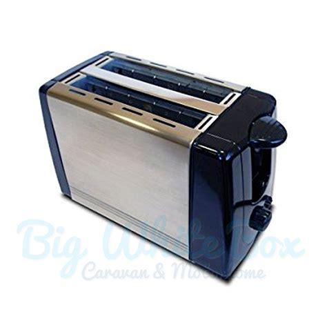 Toaster Low Watt low wattage stainless steel toaster big white box