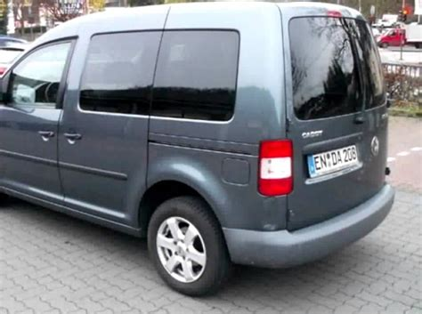 volkswagen caddy 2005 2005 volkswagen caddy photos informations articles