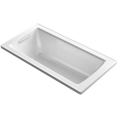 30 x 60 bathtub kohler archer 60 quot x 30 quot soaking bathtub reviews wayfair