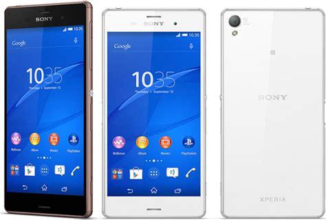 Tablet Sony Semua Tipe harga hp android sony xperia semua tipe spesifikasi 2015
