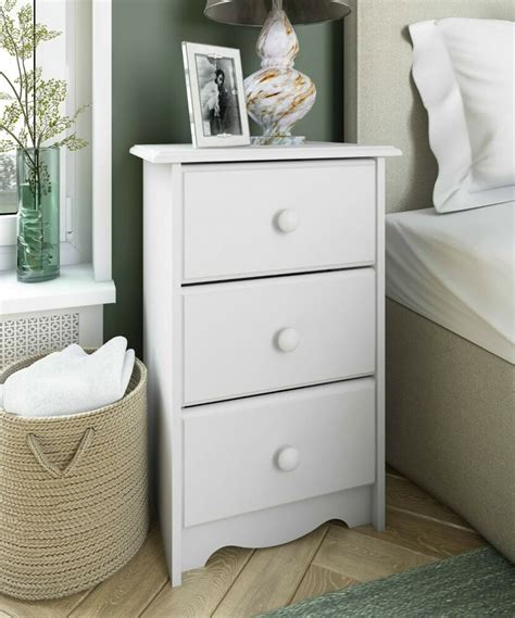 solid wood night stand   drawers  palace