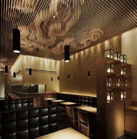 tsujita l a japanese restaurant design by takeshi sano shop design gallery