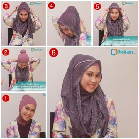 tutorial hijab untuk kebaya pinterest the world s catalog of ideas
