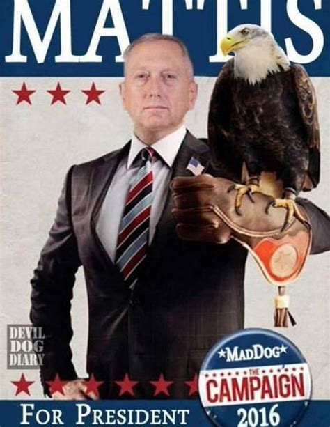 who is mad mattis petition general quot mad quot mattis for presidential nomination