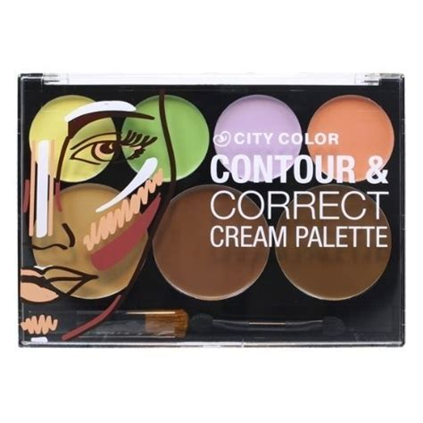 where can i buy city color cosmetics city color contour correct palette buy in