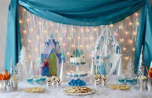 frozen themed decorations disney frozen ideas