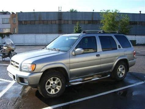 pathfinder nissan 1999 1999 nissan pathfinder transmission problem