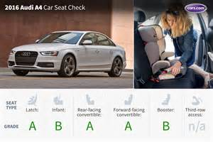 2016 audi a4 car seat check news cars