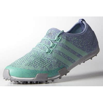 adidas ballerina primeknit golf shoes mint lavender discount prices for golf equipment