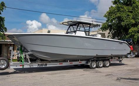 invincible cat boats for sale 2019 invincible 37 cat power boat for sale www
