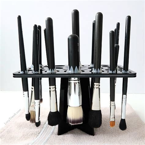 Paling Dicari Makeup Brush Drying Rack how to makeup brushes the right way to prevent damage