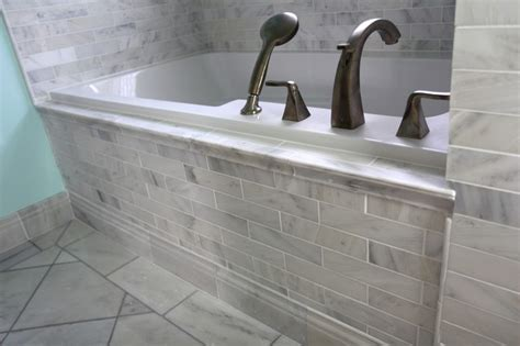 bathroom fixtures atlanta white carrara marble traditional bathroom atlanta