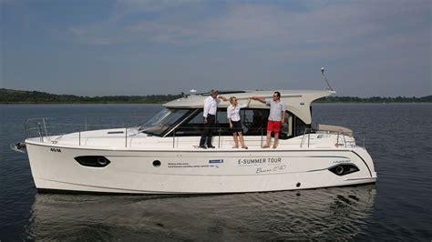 motorboot zürichsee bavaria e 40 best of boats award