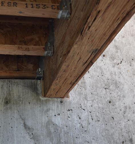 West Van ? wood framing « home building in Vancouver