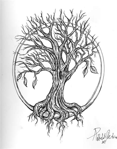 tree of life tattoo design tree of by don pachi on deviantart
