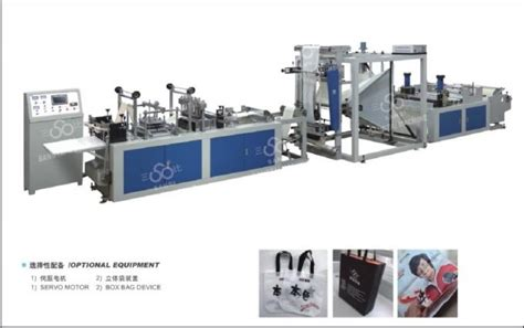 Paper Carry Bag Machine - paper carry bag machine