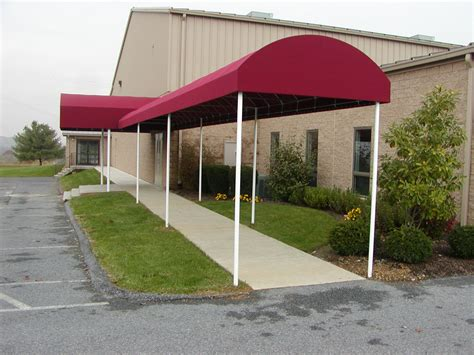 Awnings Canopies by Manheim Bic Kreider S Canvas Service Inc