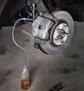 Compare Brake System Flushing To Bleeding How To Bleed Brakes Tips On Bleeding Brakes