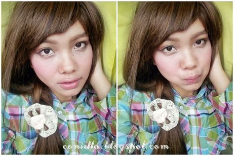 Pensil Alis Makeover makeup contest sasyachi recreate pony conietta cimund