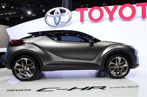 When Is The Toyota Chr Coming Out by Toyota Trots Out Updated C Hr Concept In Frankfurt