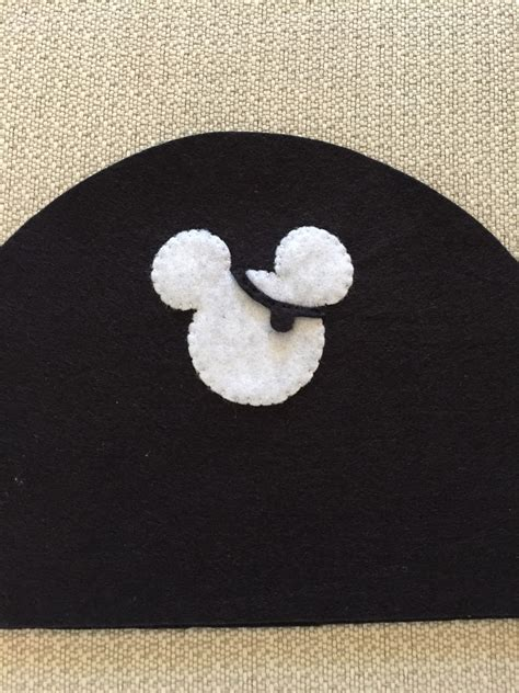 pattern pirate hat felt cheriesparetime pirate night accessories disney cruise