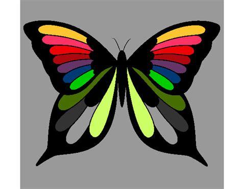 imagenes de dos mariposas juntas dibujos de mariposas mas visitados para colorear dibujos net