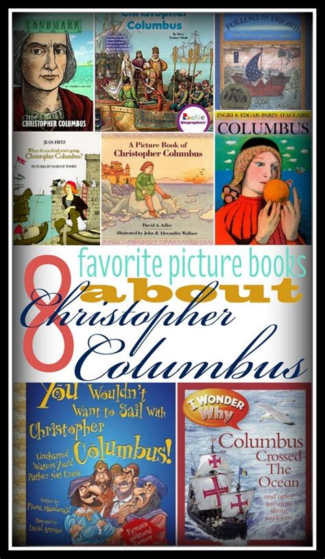 christopher columbus picture book 8 favorite picture books about christopher columbus