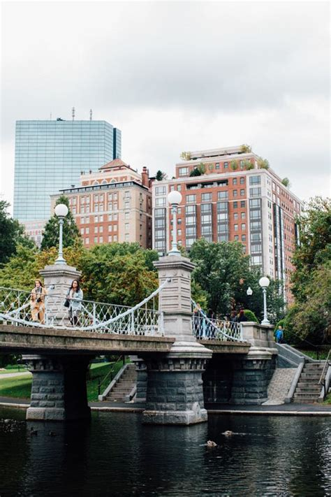 Boston Garden Hours by Instagrammable Guide To Boston 48 Hours For Photos In