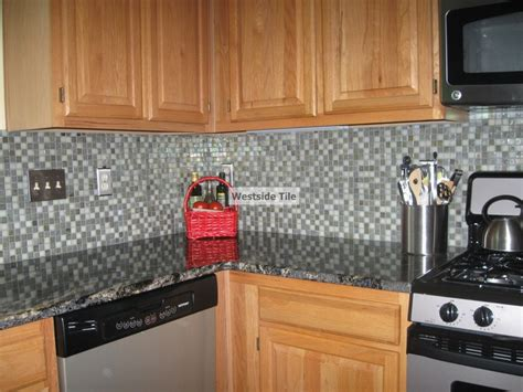 Kitchen Backsplash Tiles Vancouver Bc Oceanside Glass Tile Twilight Encounter Blend Kitchen