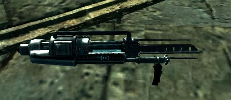 Tesla Cannon Overloads Tesla Cannon At Fallout3 Nexus Mods And Community