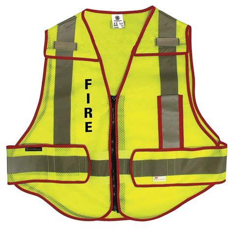 Vest Zipper Shimano Logo smith wesson safety vest