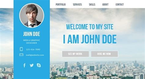 10 Professional Muse Templates February 2014 Edition Free Muse Templates