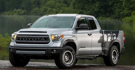 Toyota Tundra 2016 Diesel Toyota Tundra Diesel 2016 384