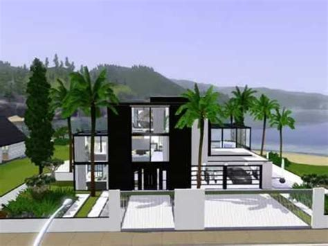 high end house plans high end house the sims 3