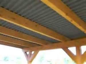 Attached Carports carport 6m x 6m youtube