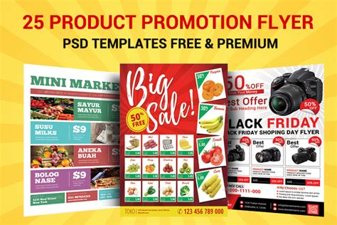 24 business marketing flyer templates free download