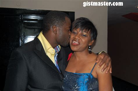 photos meet nollywood actor desmond elliot his wife and welcome to gistmaster photos from uche jombo desmond