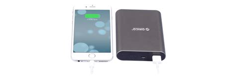 New Orico Q1 Power Bank Qc2 0 10400mah orico mobile device charger q1 bk